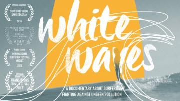 WHITE WAVES. Surfers Fighting Against Pollution in the Sea TRAILER 2016 ENGL